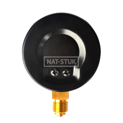 Nat-Stuk Commercial Pressure Gauge