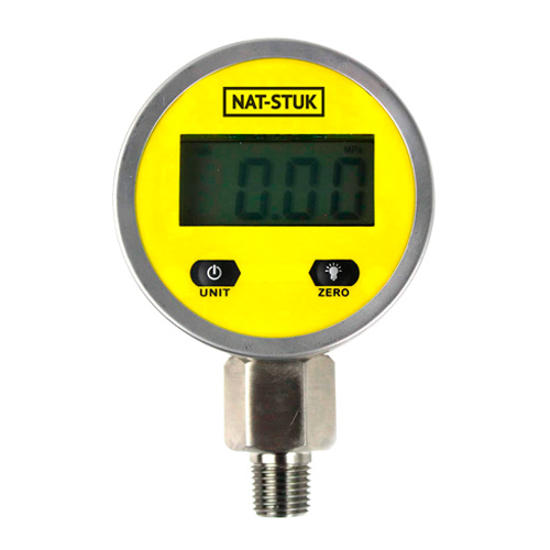 NAT-STUK Standard Digital Pressure Gauge