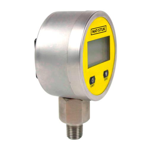 NAT-STUK Standard Digital Pressure Gauge 1