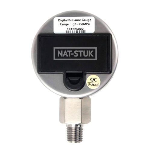 NAT-STUK Standard Digital Pressure Gauge 2