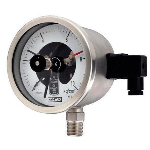 Electric Contact Pressure Gauge