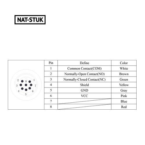 Nat-Stuk Electronic Pressure Switch
