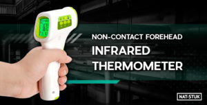 Non-Contact Forehead Infrared Thermometers