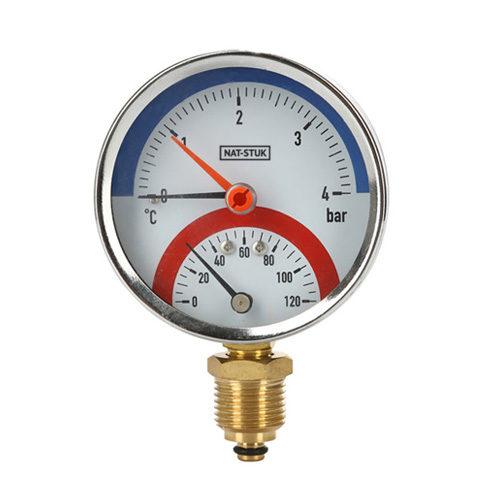 Thermo-Manometer